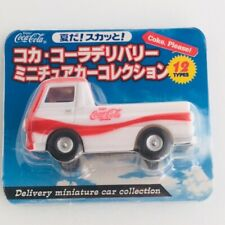 Coca Cola Delivery Miniature Car Collection DODGE A-100 JAPAN 2006