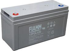 BATTERIA FIAMM AGM 12FGL120 CAMPER UPS SERVIZI NAUTICA (12FGL80 12FGL100)