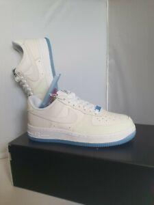 Nike Air Force 1 '07 LX  - UV Reactive Swoosh Colour Change Size 4.5 UK US 7