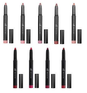 e.l.f Studio Matte Lip Color ~ Choose from 10 Colors ~ New in Box