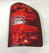 2007-2013 SILVERADO  RIGHT PASSENGER SIDE TAIL LIGHT FREE SHIPPING !!!
