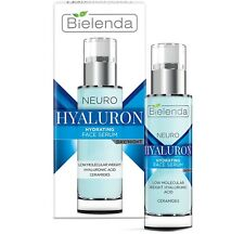 Bielenda Neuro HYALURONIC ACID Face Serum Moisturising Anti Wrinkle Face Lifting