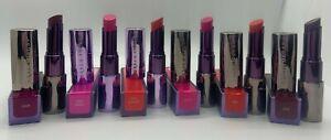 NIB Urban Decay Revolution Lipstick Shame, Anarchy, Bang, or More Pik Full Size!