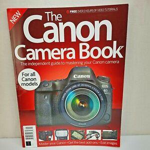The Canon Camera Book 10th Edition For All Canon Models 2018