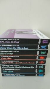 bulk lot of 8 READERS DIGEST ULTIMATE DANCE COLLECTION CD'S