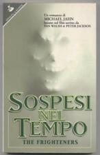 SOSPESI NEL TEMPO (The Frighteners) Michael Jahn  Sperling & Kupfer 1997