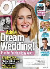 OK! Magazine - November 7, 2016 - Adele, Mila Kunis, Jennifer Lawrence Lady Gaga