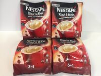 NESCAFE (3 in 1) Original/Regular Blend & Brew 28 sticks,Instant Coffee SALE !