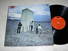 The Who Who ´S Next Megarare Austro Mechana Polydor Pressing