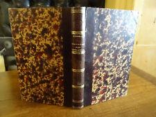 Mélanges d'Art et de Littérature Stendhal Lévy 1867 Edition Originale