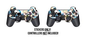 Ao no Exorcist Anime Blue Rin Okumura Yukio SKIN STICKER DECAL PS3 Controller
