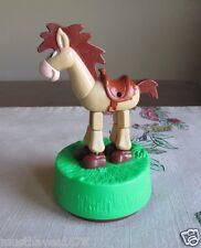 Toy Story 2 McDonalds Happy Meal TOY # 16 Disney's Pixar's BULLSEYE  LOOSE