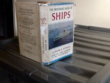 Observers Book Of Ships 1953 (1053)