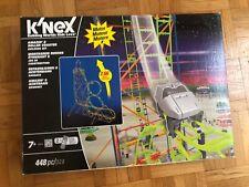 Knex - Amazin' 8 Roller Coaster - 448 Pieces - New