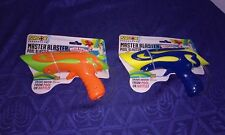 TWO MASTER BLASTER POOL SQUIRT GUN FLOAT ZONE supply water pool toy NEW PARTY