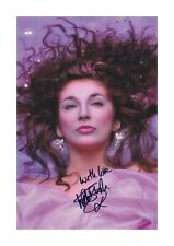 Kate Bush 1 A4 reproduction signed photograph poster choice of frame