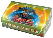 Magic The Gathering MTG Eternal Masters Booster Box Factory sealed WOTC Mint!