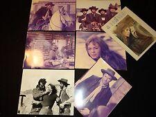 UNE CORDE UN COLT michele mercier jeu photos cinema lobby cards western 1968