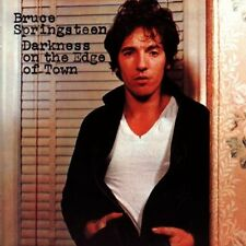 Bruce Springsteen Darkness on the edge of town (1978) [CD]