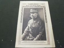 1919 DEC 1 NY AMERICAN NEWSPAPER GRAVURE SECTION - MARSHAL FOCH NUMBER - NP 1609