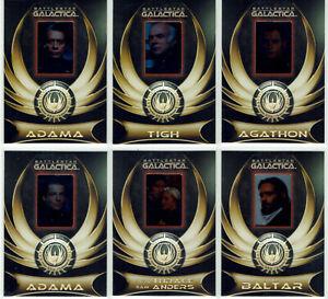 Battlestar Galactica Promo, Chase Cards & Sets Selection Various Seasons/Series