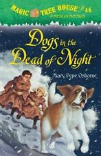 Magic Tree House #46: Dogs in the Dead of Night (A Stepping Stone Book(TM)) by