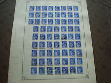 FRANCE - timbre yvert  et tellier n° 368 x66 obl (br1) stamp french