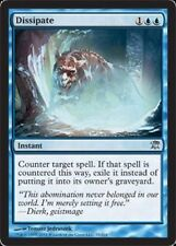 Dissipate NM  X4 MTG Magic Cards Innistrad  Blue Uncommon