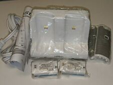 *NEW/SEALED* NYKO Nintendo Wii Dual Controller Charging Station w/ Batteries