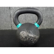 Yes4All 44LB 20KG Black Kettlebell Weight*