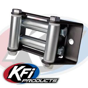 """KFI Roller Fairlead Winch Replacement Roller - Standard 4.875"""" Bolt Pattern"""