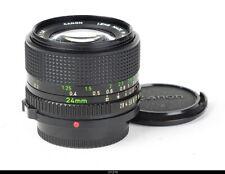 * Lens Canon FD 2,8/24mm No.181607 Mint