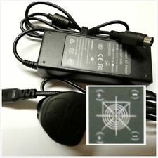 New 19V 4.74A 90W 4 Pin Tip(see pic)  AC Adapter Charger Power Supply Cable UK