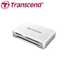 Transcend USB 3.0 Multi Card Reader for microSD/SDHC/SDXC/MS/CF Card RDF8W2