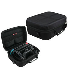 Hard EVA Carry-All Travel Case for Nintendo Switch System by Hermitshell