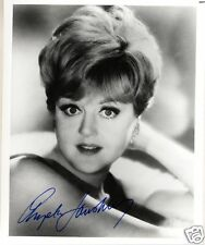 ANGELA LANSBURY AUTOGRAPH SIGNED PP PHOTO POSTER