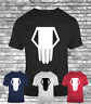 new bakugo katsuki my hero academia allmight funny men's t-shirt anime skull tee