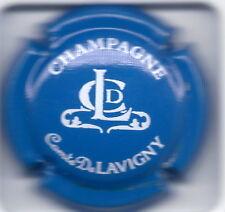 Capsule de champagne Comte de Lavigny N°1 BLEU ET BLANC