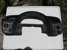 SK# 1181 2001 HONDA S2000 OEM COMPLETE SPEEDOMETER BEZEL WITH ALL CONTROLS