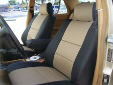 MERCEDES BENZ 260E W124 1985-1996 IGGEE S.LEATHER CUSTOM FIT SEAT COVER 13COLORS