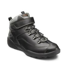 Dr. Comfort Ranger Men's Therapeutic Diabetic Extra Depth Hiking Boot: Black ...