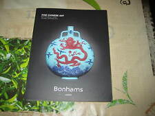BONHAMS CATALOGUE FINE CHINESE ART NOV13 CERAMICS JADE WORKS ART ++
