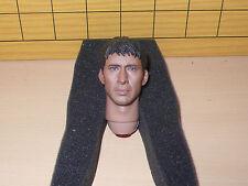 1/6 Scale Hot Toys Ghost Rider Johnny Blaze - Nicolas Cage Head Sculpt