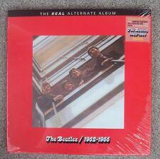 Beatles Real Alternate RED ALBUM   4 LP s+ 2 CD s + 1 DVD Box set Limited
