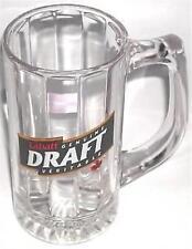 BEER DRINKING GLASS MUG STINE LABATT GENUINE DRAFT NEW