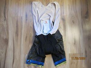 Castelli Epic Outdoor Adventures Club Fit Cycling Bib Shorts - Men's Race Fit L