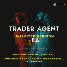 Trader Agent EA Semi Automated Trading System / Strategy + Lifetime License