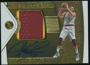 2018-19 Panini Opuelnce Kevin Love Cavaliers Patch AUTO 19/25