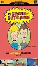 Beavis & Butt-Head Volume 3 Sony PSP UMD Video NEW Factory Sealed