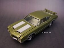 1970 70 OLDSMOBILE CUTLASS 442 RARE 1/64 LIMITED EDITION COLLECTIBLE MODEL CAR